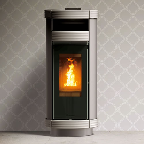 Thermorossi dorica supreme metalcolor green fire eco for Thermorossi bellavista