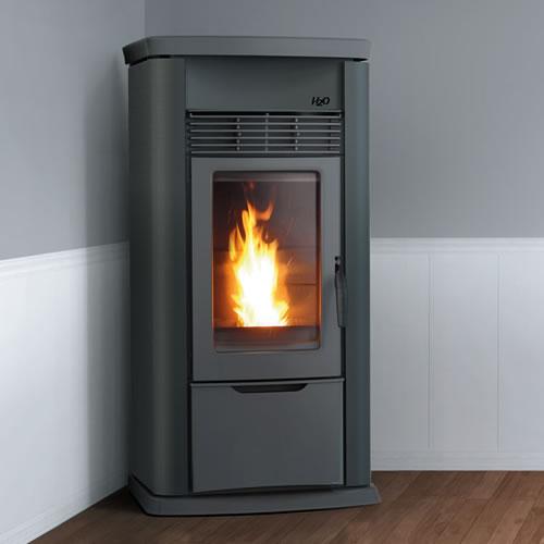 thermorossi h2o 18 easy metalcolor green fire eco